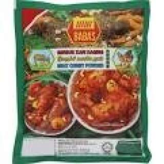 Baba Meat Curry Powder 250g (Sep)